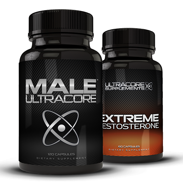 Male UltraCore and Extreme Testosterone