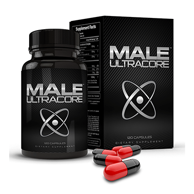Male UltraCore Best Testosterone Booster Supplements 2020 - Male Enhancement Pills That Work